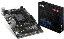 MSI A68HM-E33 V2 FM2+ Motherboard